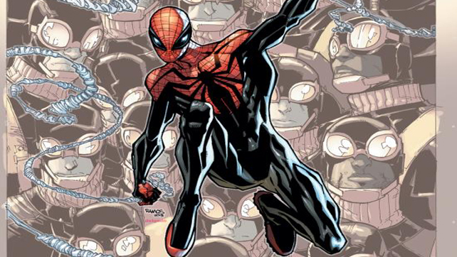 Superior Spider-Man 9 Review Big Changes Ahead
