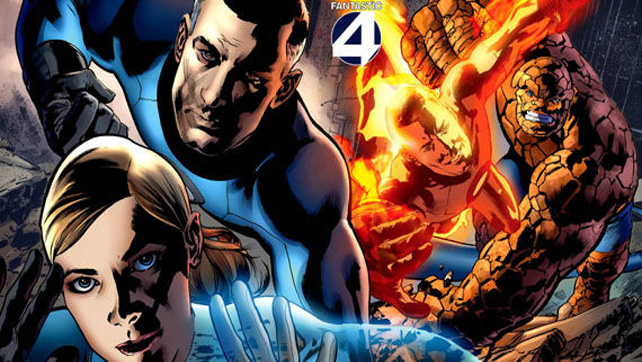 Fantastic Four #1 In 2014 Preview