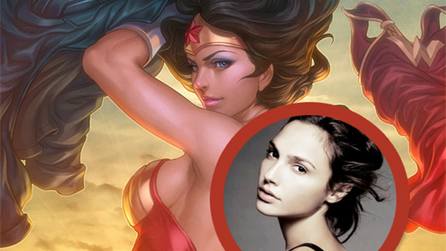 Gal Gadot Is Wonder Woman In Man of Steel 2