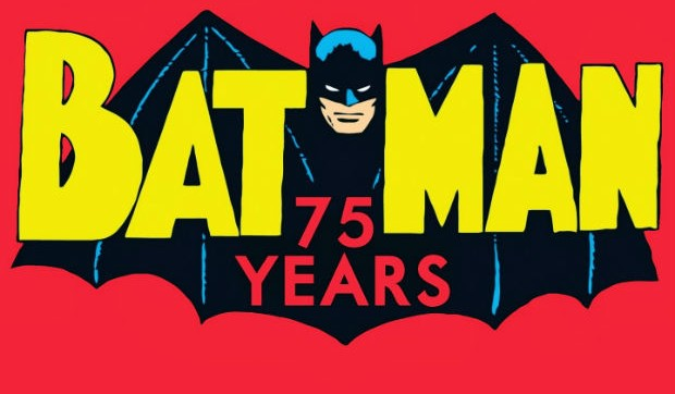 Batman Aniversary 75 Years