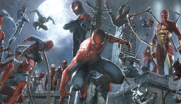 Spider-Verse Marvel