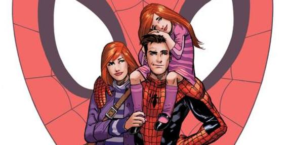 """Spider-Man: """"Renew Your Vows"""" Summer 2015 teaser"""