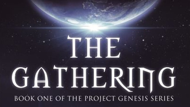 The Gathering A New Superhero Novel