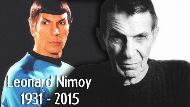 Star Trek's Leonard Nimoy Passes at 83