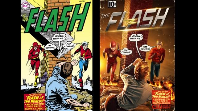 'Jay Garrick' Coming In Season 2 Of The Flash