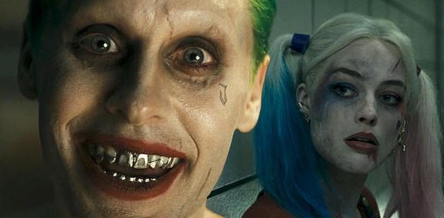 Suicide Squad Official Comic Con Trailer