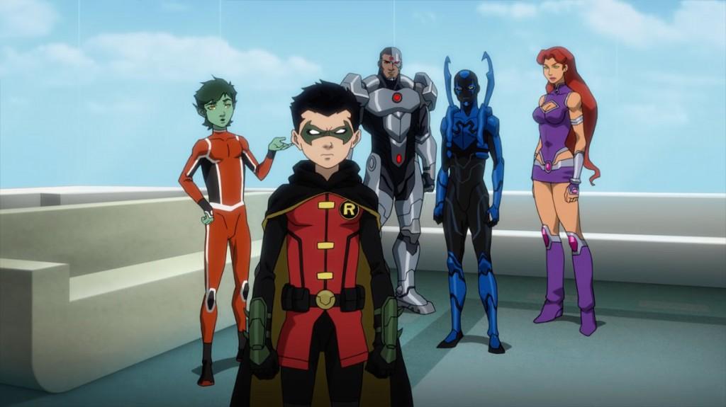 All The Teen Titans