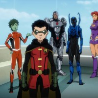 All The Teen Titans