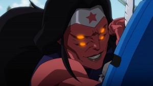 Wonder Woman Posessed
